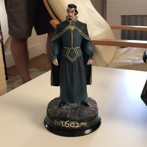 Marvel's 1602 Dr. Strange Decorative Statue